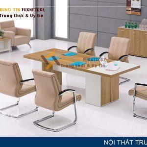 Mẫu bàn họp Trung Tín BH07
