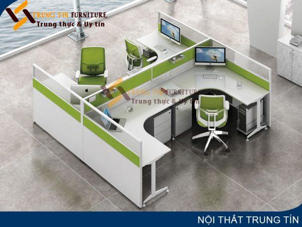 Vách ngăn văn phòng Trung Tín VN06