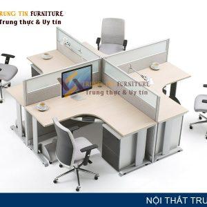 Vách ngăn văn phòng Trung Tín VN22